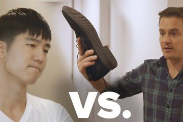 You Should Take Your Shoes Off Korea Vs. America