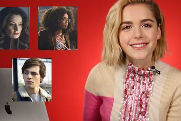 Kiernan Shipka Finds Out Which Chilling Adventures Of Sabrina Character She Really Is
