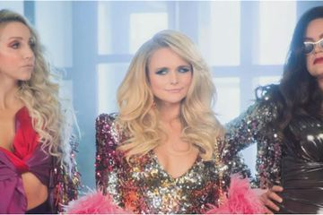 "Miranda Lambert Pokes Fun at Divorce in Glitzy Music Video For ""Got My Name Changed Back"""