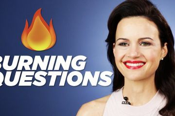 Your The Haunting Of Hill House Questions Answered By Carla Gugino