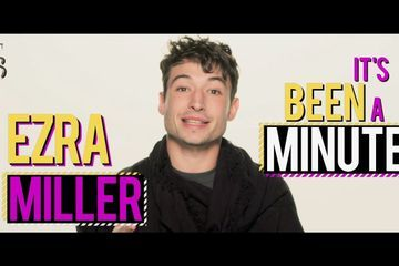 Its Been A Minute With Ezra Miller Presented By Fantastic Beasts