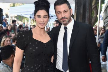 Thanks to Jimmy Kimmel, Ex Sarah Silverman's Walk of Fame Ceremony Turned Into a Sweet, Hilarious Roast