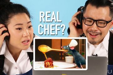 Real Chefs Review Cooking Movie Scenes