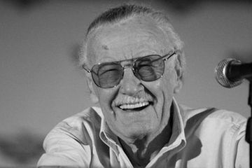 "RIP Stan ""The Man"" Lee — Excelsior!"