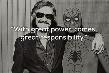 Inspirational words from the mind and heart of the legendary Stan Lee (23 Photos)
