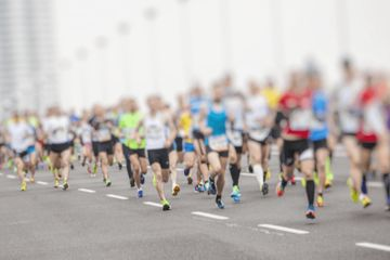 How to Train for a Long Distance Race