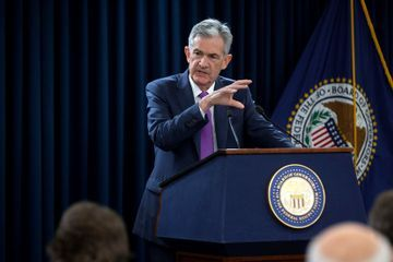 Fed Chairman Seeks to Reassure Those Left Behind by Roaring Economy