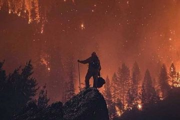 As the wildfires rage, theCHIVE is stepping up for our firefighters (7 Photos)