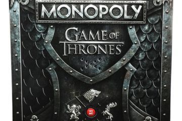 A New Game of Thrones Monopoly Is Coming This Winter, and We're Ready to Bend the Knee