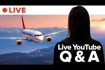 Ask Flight Attendants Anything LIVE