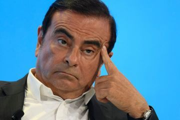 DealBook Briefing: Can Carlos Ghosn's Auto Empire Survive His Fall?