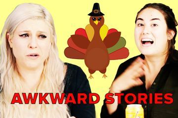 Best Awkward Thanksgiving Story Ft. Lane Moore