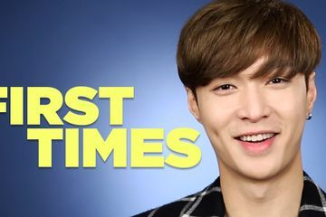 Lay Zhang Tells Us About His First Times