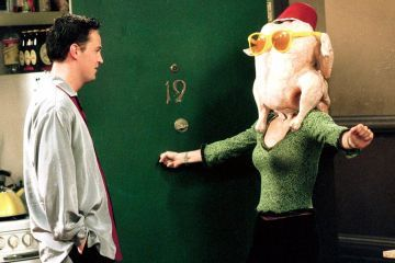 20 Reasons Friends Always Had the Best Thanksgiving Episodes
