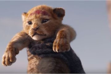 The First Trailer For Disney's Live-Action Lion King Reboot Is Unbelievably Cute