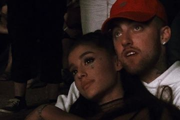 "Ariana Grande's ""Most Personal Song"" Dives Into Her Relationships With Mac and Pete"
