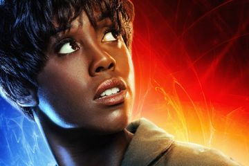 Meet Lashana Lynch, the Captain Marvel Star You're About to Fall in Love With