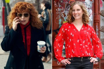 Life as Natasha Lyonne's 'Russian Doll' double: big wigs, F-bombs and sex