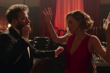 Sparks Fly Between Seth Rogen and Charlize Theron in the Hilarious Trailer For Long Shot