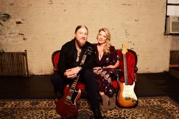 Love and loss inspire Tedeschi Trucks Band