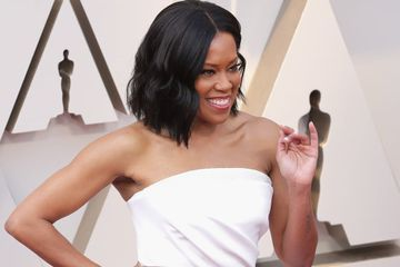 Regina King Is a True Queen at the Oscars, and We Are Not Worthy
