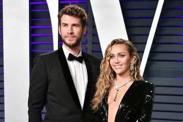 Miley and Liam Are Just on Another Level of Attractive at This Oscars Afterparty