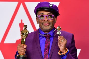 Spike Lee Gets REAL Sassy Backstage at the Oscars, Jokes About Losing to Green Book