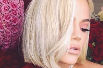 These Khloé Kardashian Photos Are So Hot, You'll Immediately Stop, Drop, and Roll