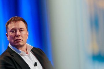 Could Elon Musk Talk Himself Into a Tesla Buyout?