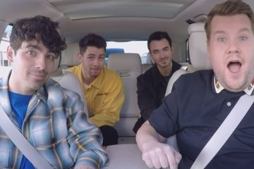 Take a Deep Breath - the Jonas Brothers Are Coming to Carpool Karaoke!