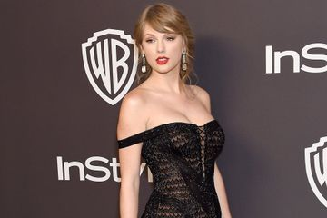 "Taylor Swift Will Never Stop Working on Accepting Her Body: ""There Is No Quick Fix"""