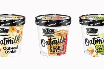 Oat Em Gee! These Oat Milk Ice Creams Look Like a Dairy-Free Dream Come True