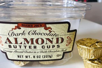 I Tried Trader Joe's Almond Butter Cups, and I Hate to Say It, but Reese's Still Wins