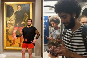 It's no coincidence that this gallery is hilarious (26 photos)