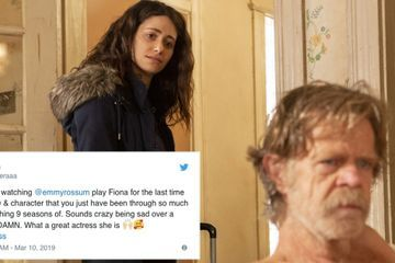 Shameless Fans Say Goodbye to Fiona in the Warmest, Most Un-Gallagher Way Possible