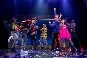 Can Broadway chill with all the high school shows?