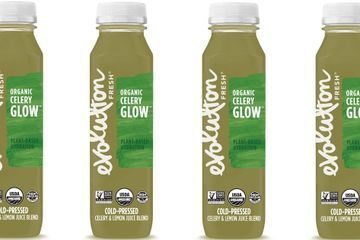 Starbucks Brand Evolution Fresh Debuts First Bottled Celery Juice to Be Sold at Whole Foods
