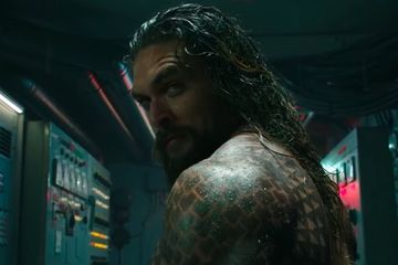 The Honest Trailer For Aquaman Calls Out Jason Momoa's Smolder, but We're Not Complaining