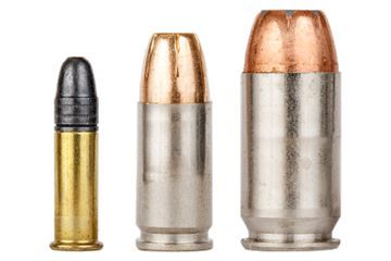 People Kill People. But Bullets Matter, and the Bigger, the Deadlier.