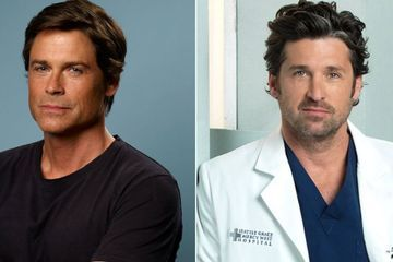 Here's Your Fun Fact of the Day: Rob Lowe Almost Played Derek Shepherd on Grey's Anatomy