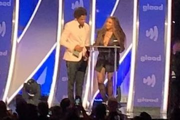 Everyone Needs to Listen to Beyoncé and JAY-Z's Powerful GLAAD Awards Speech