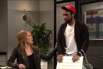 'SNL' skewers the ongoing Jussie Smollett saga