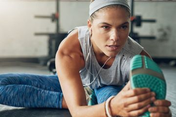 Take Your Tabata Workout to the Next Level With This Energizing Playlist