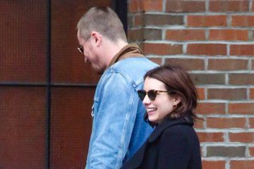 Emma Roberts Holds Hands With Garrett Hedlund After Ending Evan Peters Engagement