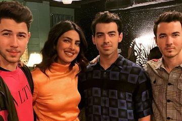 "Priyanka Chopra Was a Proud Wife at Her First-Ever Jonas Brothers Concert: ""It Was Incredible"""
