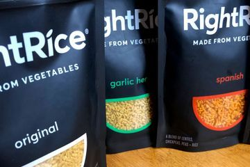RightRice Has Fewer Carbs and 3 Times the Protein of Real Rice, but Does It Taste Good?