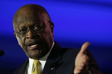 Herman Cain Opens a New #MeToo Minefield for Republicans