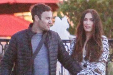 Megan Fox and Brian Austin Green Make a Rare (Yet Romantic) Appearance in LA