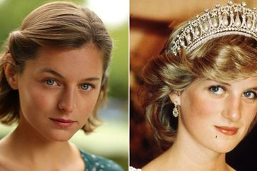 Start Practicing Your Curtsy - The Crown Finally Casts Someone to Play Princess Diana