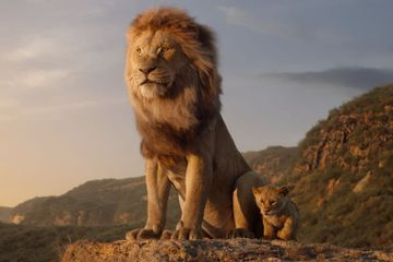 The New Trailer For Disney's Lion King Reboot Introduces Us to Simba, Nala, Scar, and More
